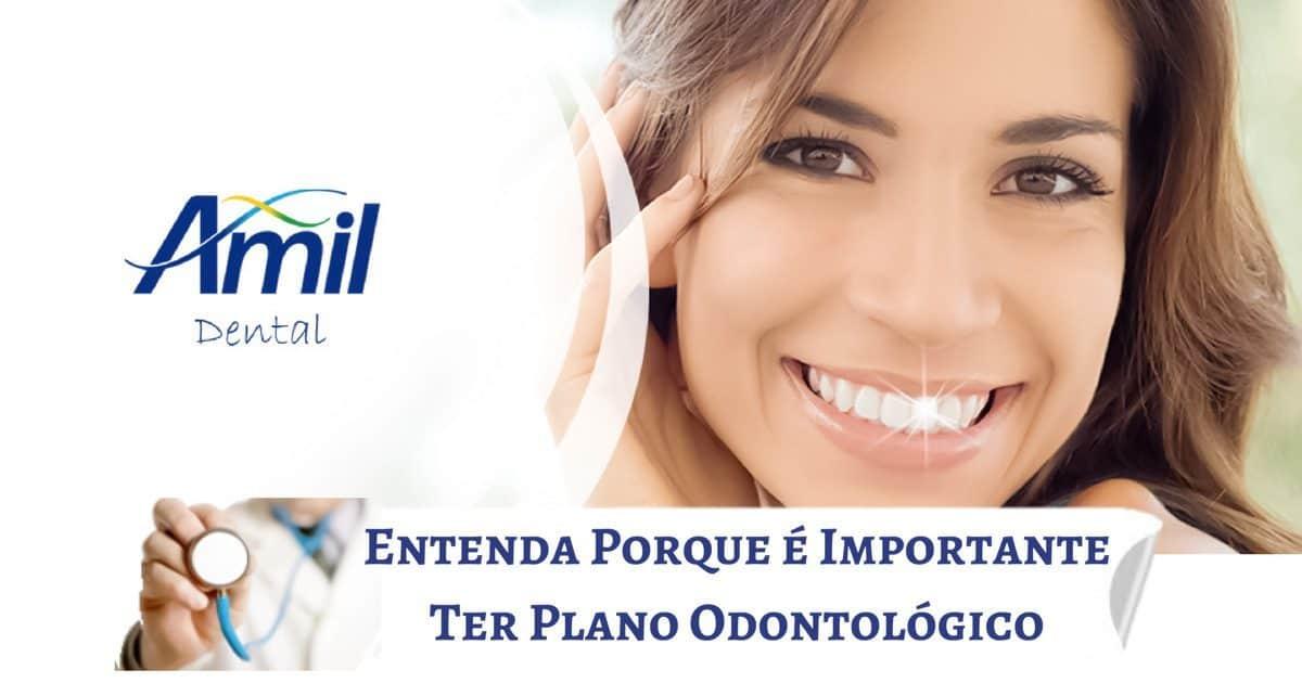 Plano Odontologico Amil Dental
