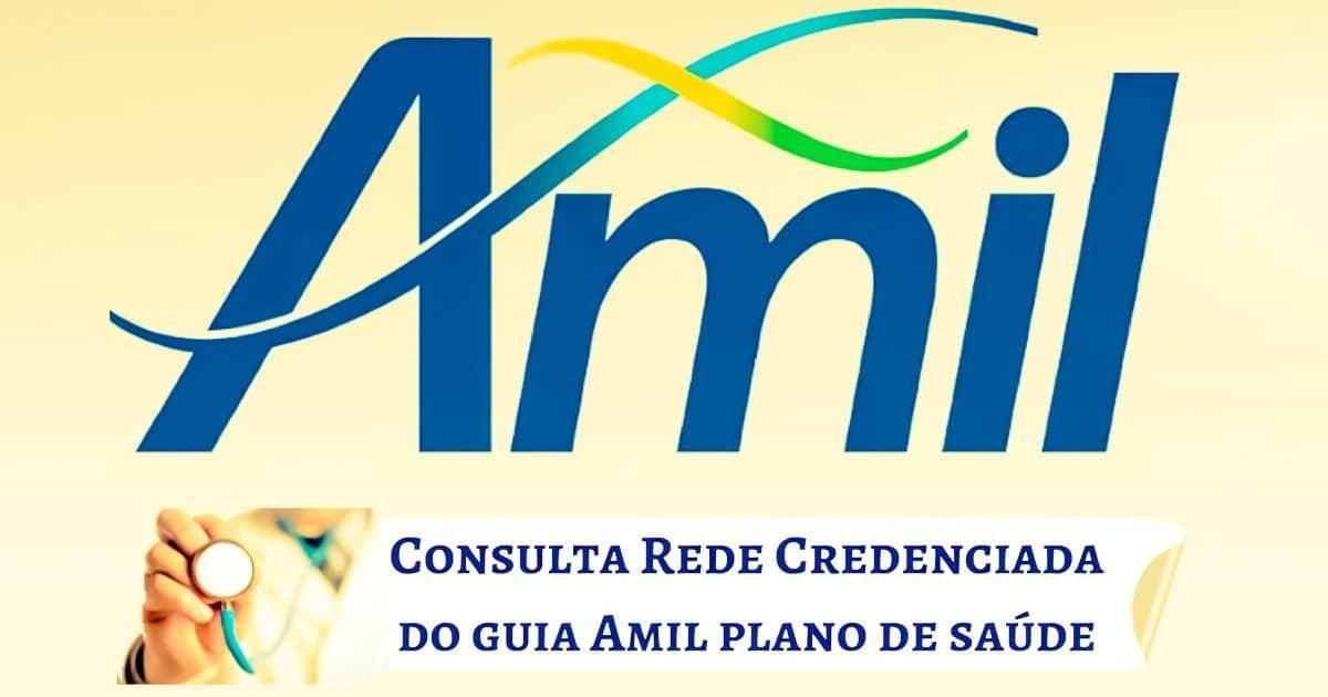Consulta Plano de saúde Amil