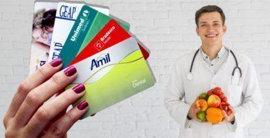 Nutricionista de Plano de Saúde